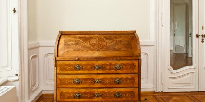 Echte Antiquitäten, antike Möbel - Wohnpalast Magazin