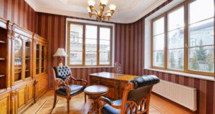Das Landhaus Büro. «