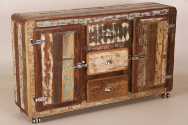 Sideboard Industrial Look ~ Achieving the industrial look recommended laminates accessories