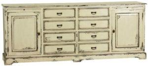 teak-sideboard-shabby-chic-alter-franzoesischer-landhaus-stil-95x230x55-cm