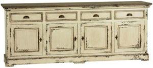 teak-sideboard-shabby-chic-alter-franzoesischer-landhaus-stil-95x235x55-cm