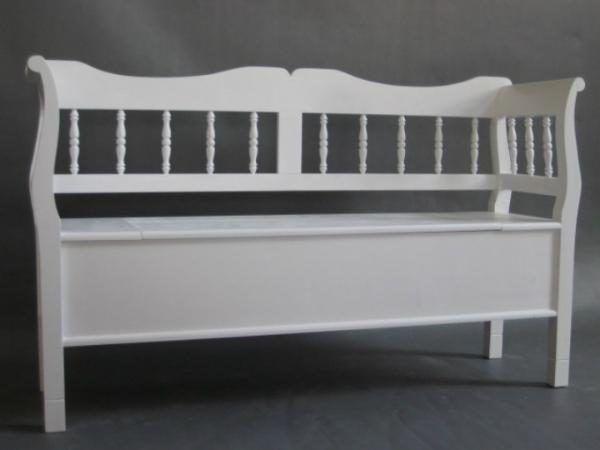 weichholz-bank-weiss-150-cm-vintage