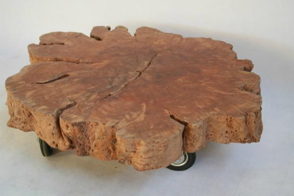 wurzelholz-couchtisch-auf-raedern-beistelltisch-vintage