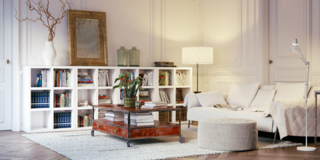 wohnzimmergestaltung mit farbigen mobeln, alte und neue möbel kombinieren - wohnpalast magazin, Ideen entwickeln