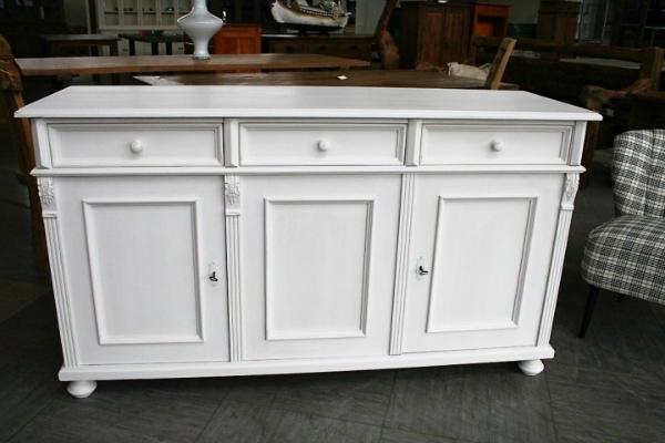 Weiße Möbel für das Landhaus - Wohnpalast Magazin