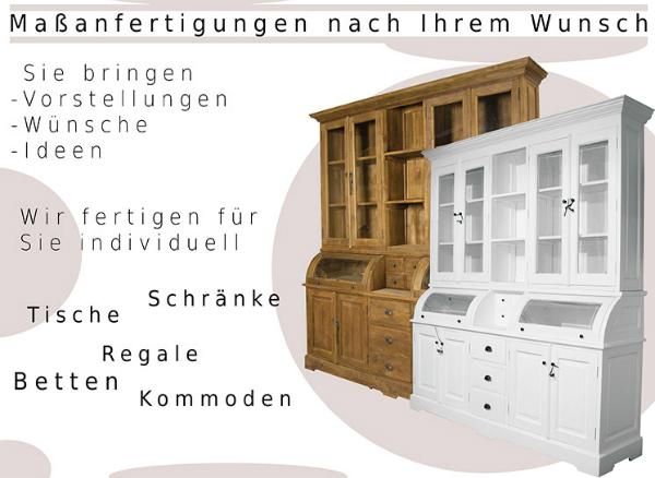 Landhausmöbel nach Maß - Wohnpalast Magazin