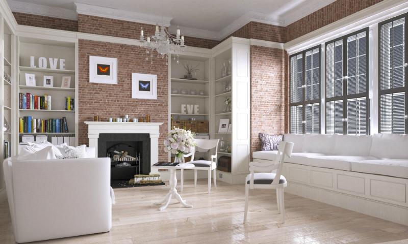 wei e m bel f r das landhaus wohnpalast magazin. Black Bedroom Furniture Sets. Home Design Ideas