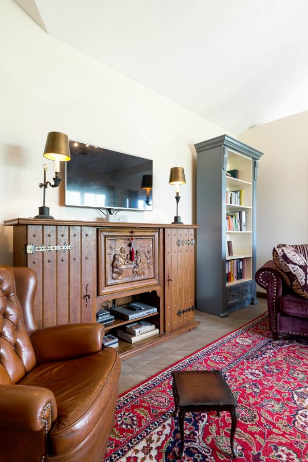 Wohnzimmer Antiquitaeten