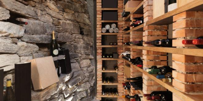 Weinkeller bauen holz  Weinkeller selber bauen - Wohnpalast Magazin