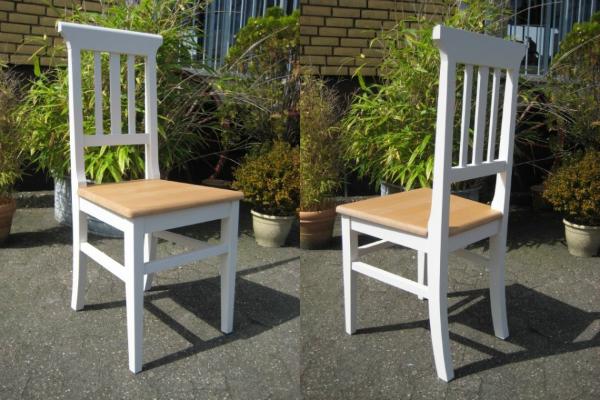 Retro Stuhl im Landhausstil