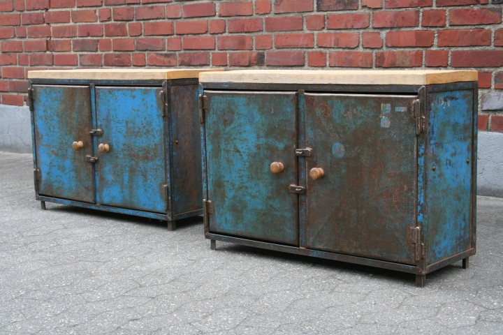 vintage industrial m bel wohnpalast magazin. Black Bedroom Furniture Sets. Home Design Ideas