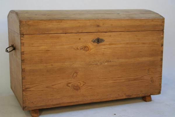 Massivholz Truhe Kiste