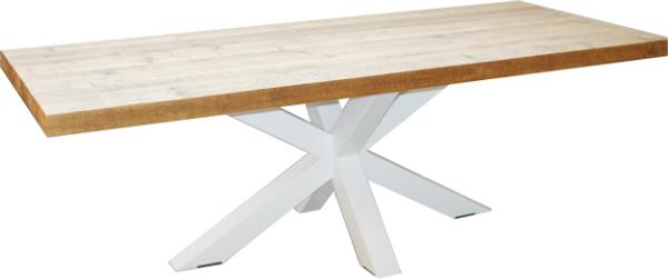 Massivholz Tisch - recyceltes Altholz 240 cm