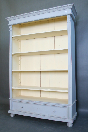 regal-weichholz-shabby-chic-blau-cremeweiss
