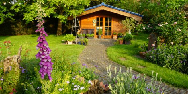 Gartenhaus Einrichten Wohnpalast Magazin