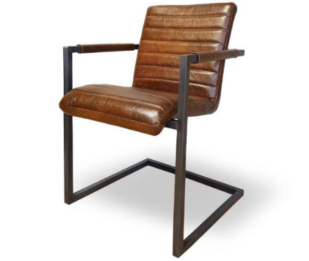 stuhl-vintage-brown-freischwinger