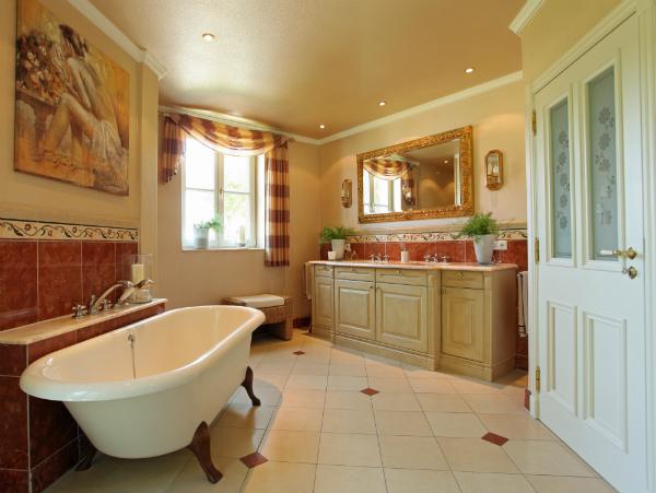 Badezimmer im Landhausstil - Wohnpalast Magazin