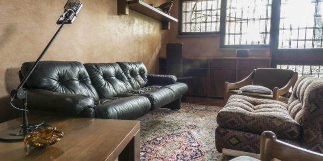 Sitzmöbel Aus Leder Für Das Wohnzimmer Wohnpalast Magazin