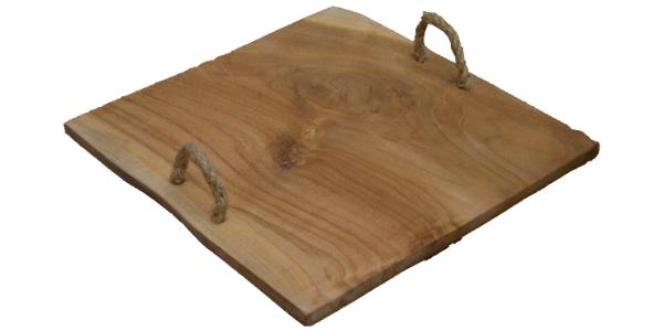 schneidebrettchen-teakholz-quadratisch