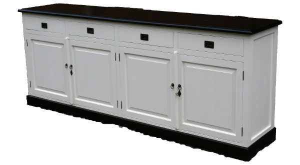 sideboard-teakholz-weiss-kolonial