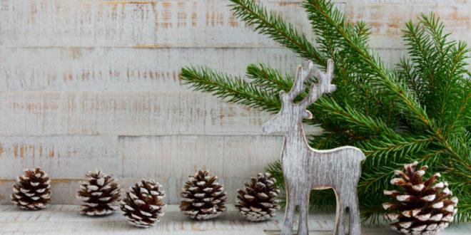 Weihnachtsdeko Aus Holzstamm.Weihnachtsdeko Aus Holz Wohnpalast Magazin