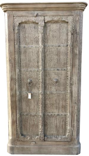 indischer Schrank Quirinus aus recyceltem Holz
