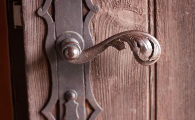 Türen sind als Einrichtungselement wunderbar geeignet