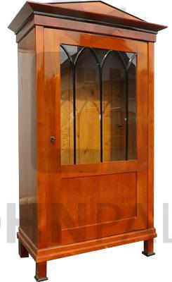biedermeier-vitrine