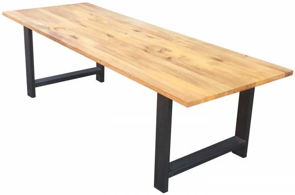 industrie-design-tisch-250x90-eiche-geoelt