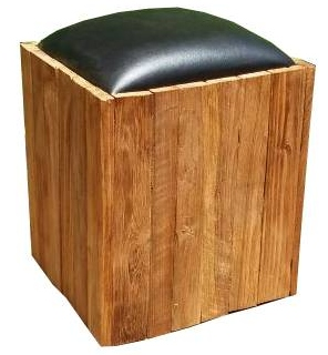 hocker-cube-mit-polsterung-aus-massivem-teakholz