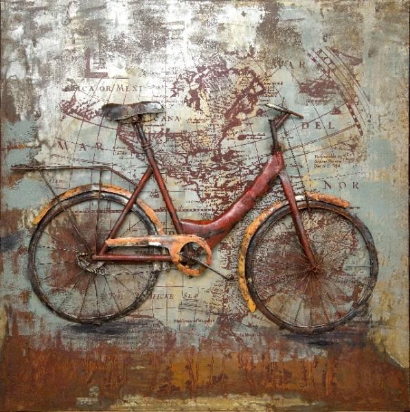 3-d-bild-fahrrad