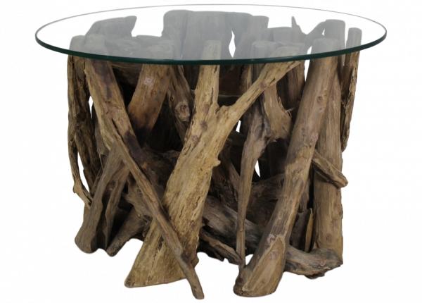 couchtisch-wurzelholz-mit-glasplatte