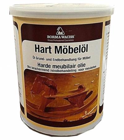 Hart Möbelöl - Eichenholz pflegen