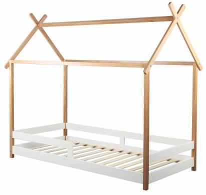 Kinderbett Haus - Baby- und Kinderbetten aus Holz