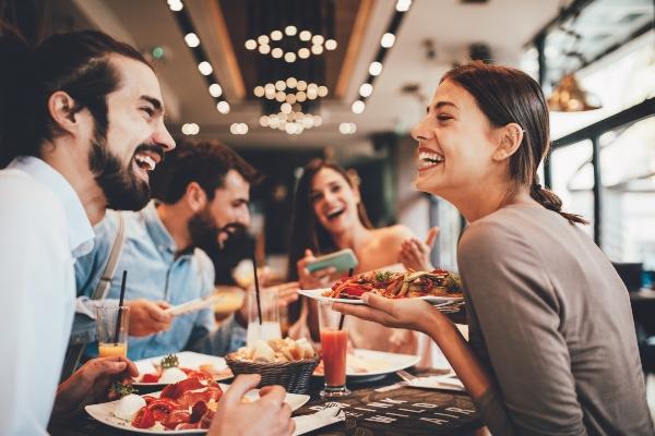 Das Restaurant als Wohlfuehlort