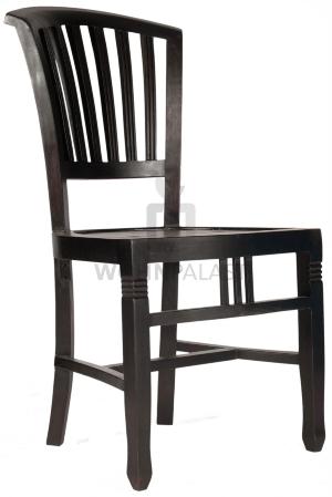 Stuhl Samba - Möbel aus Mahagoniholz