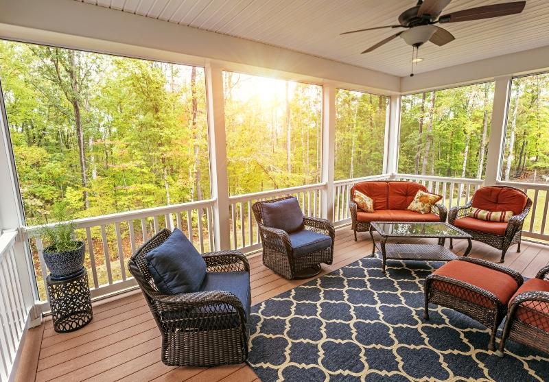 Veranda Outdoor-Moebel im Landhausstil Outdoor-Möbel im Landhausstil