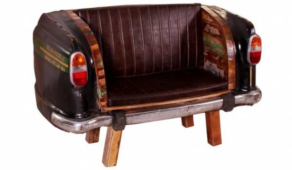 Sofa Auto Atelier einrichten