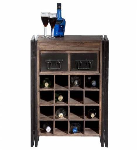 Weinregal Panama spirituosen-richtig-lagern
