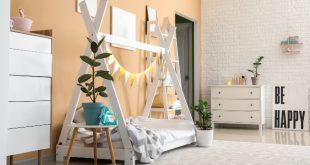 Zelt Kinderbett