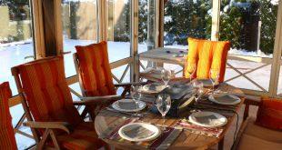 Die richtigen Wintergartenmöbel