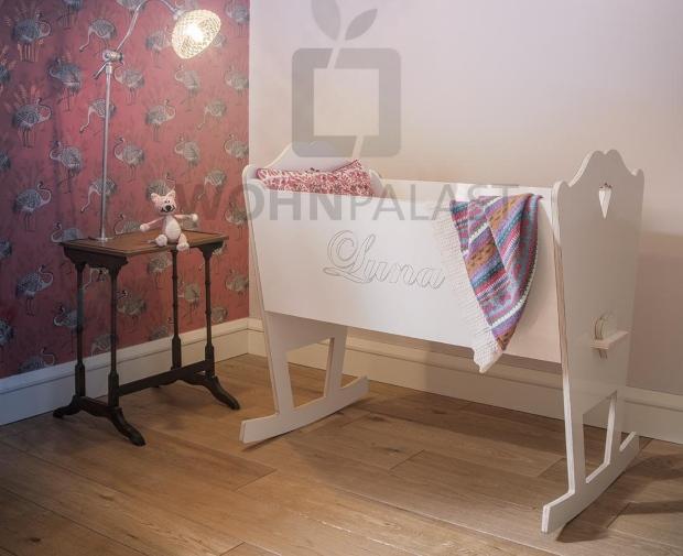 Swallow`s Tail Wiege Luna - Kinderschlafzimmer