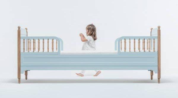Kinderbett - Kinderschlafzimmer