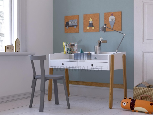 Schreibtisch weiß