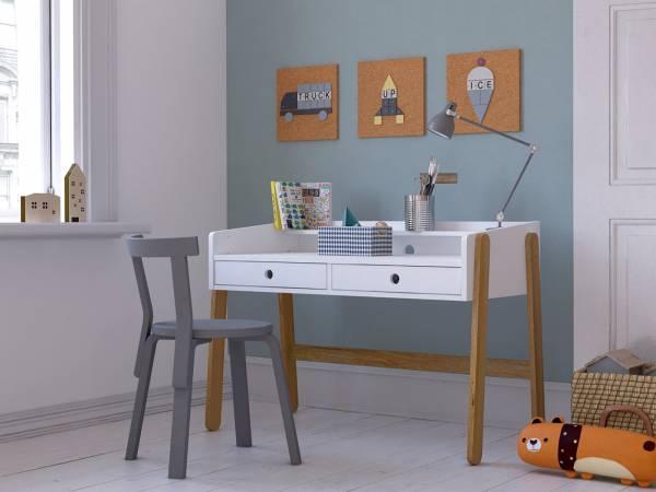 Schreibtisch weiß, Kinder/Jugendzimmer