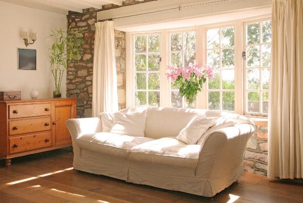 Wohnzimmer - Einrichten im Cottage Style