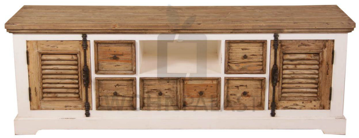 Sideboard Louvre shabby chic