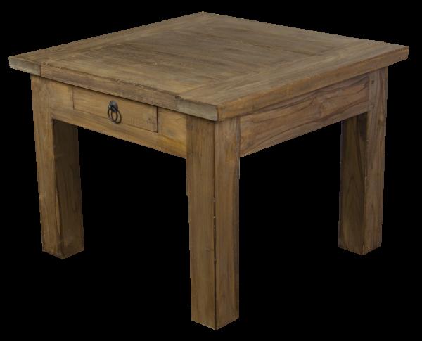 Tisch Teakholz Teak Esstisch Wohnzimmer Couchtisch Teakmöbel