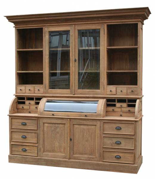 teak teakm bel landhausm bel buffetschrank landhausstil teakholz schrank. Black Bedroom Furniture Sets. Home Design Ideas