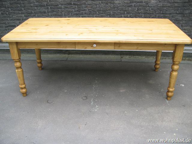 esstisch weichholz massivholz kiefer tisch tische antik m bel k chentisch. Black Bedroom Furniture Sets. Home Design Ideas